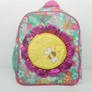 Wellie Wishers American Girl Sunflower Backpack